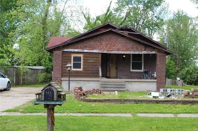 905 Missouri Avenue, South Roxana, IL 62087 (#20026740) :: Tarrant & Harman Real Estate and Auction Co.