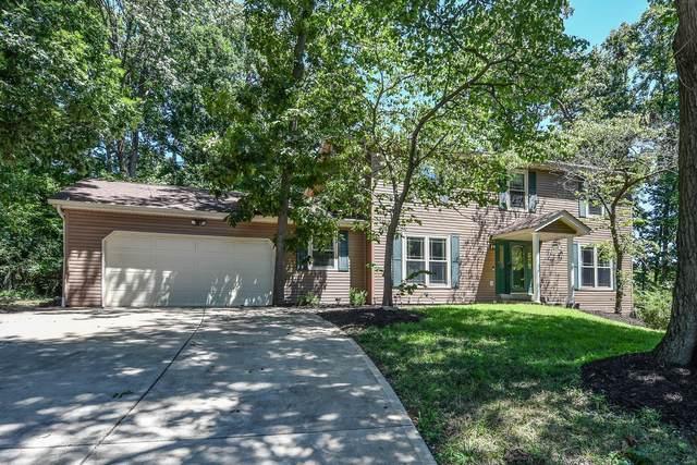520 Oak Hill Drive, Lake St Louis, MO 63367 (#20026929) :: Parson Realty Group