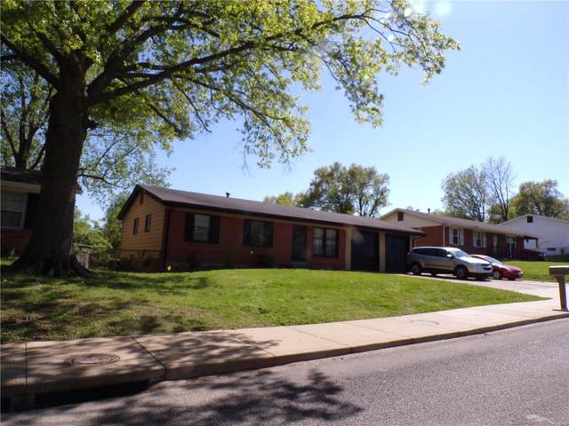 1542 Hudson, St Louis, MO 63136 (#20026997) :: RE/MAX Vision