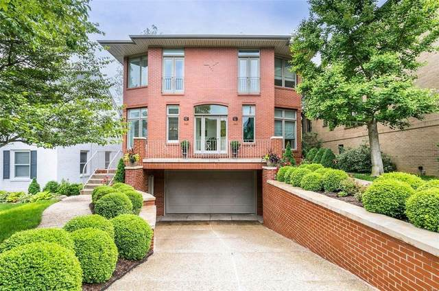 342 N Central Avenue, St Louis, MO 63105 (#20027072) :: The Becky O'Neill Power Home Selling Team