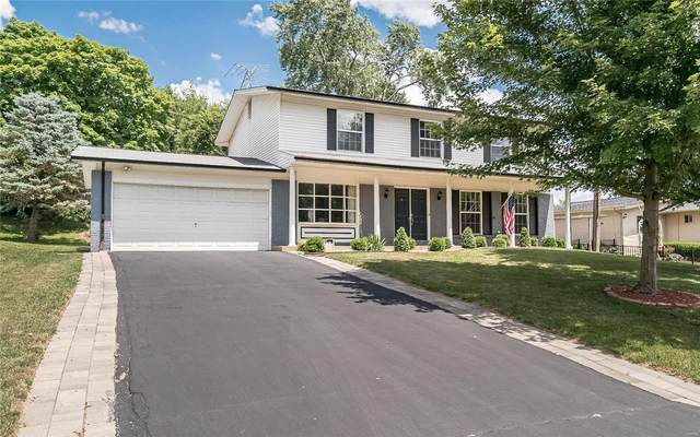 1108 Fernview Drive, Creve Coeur, MO 63141 (#20027136) :: Clarity Street Realty