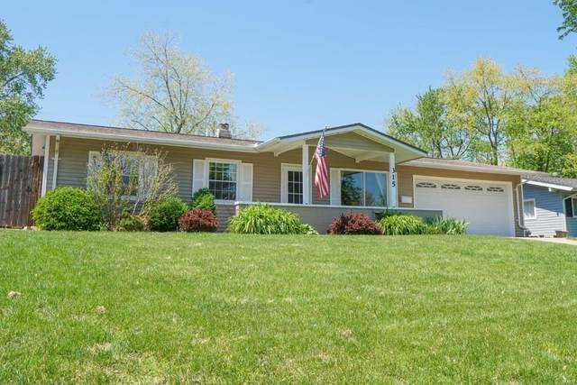 315 Amhurst Drive, O'Fallon, IL 62269 (#20028696) :: St. Louis Finest Homes Realty Group