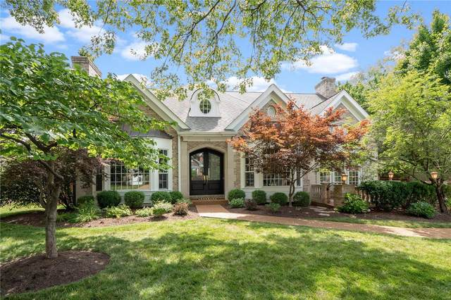 118 Crandon Drive, Clayton, MO 63105 (#20028809) :: The Becky O'Neill Power Home Selling Team