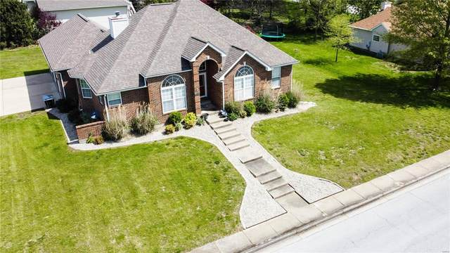 811 Winchester Drive, Rolla, MO 65401 (#20028951) :: Kelly Hager Group | TdD Premier Real Estate