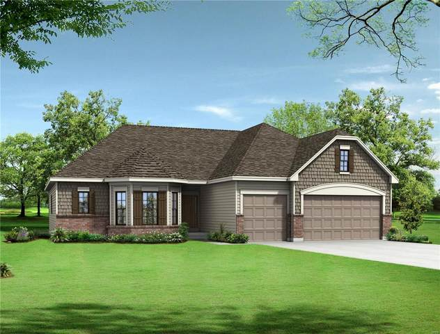 615 Brent Alan Way, Manchester, MO 63021 (#20029088) :: Parson Realty Group