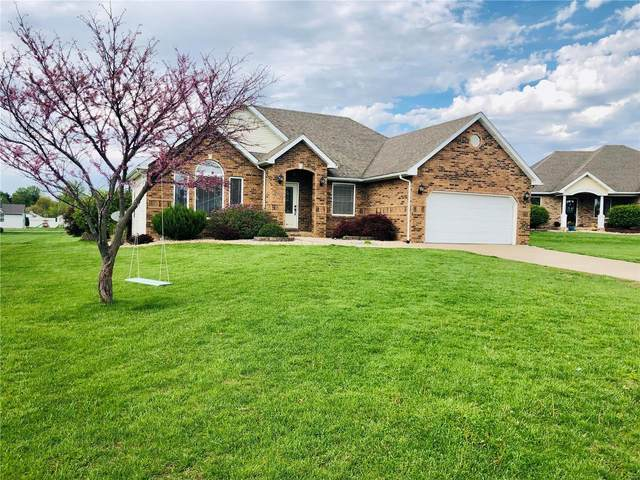 605 Crosswinds Court, Jerseyville, IL 62052 (#20029242) :: Tarrant & Harman Real Estate and Auction Co.