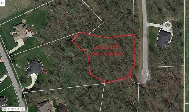 13748 Snowy Pass, Highland, IL 62249 (#20029407) :: Clarity Street Realty
