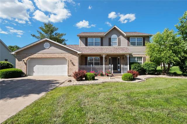 444 Willow Run, RED BUD, IL 62278 (#20029519) :: Parson Realty Group