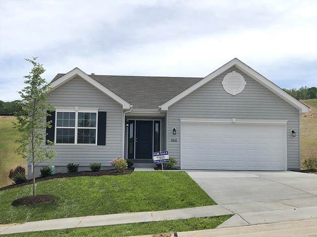 17455 Wyman Ridge Drive, Eureka, MO 63025 (#20029607) :: Parson Realty Group
