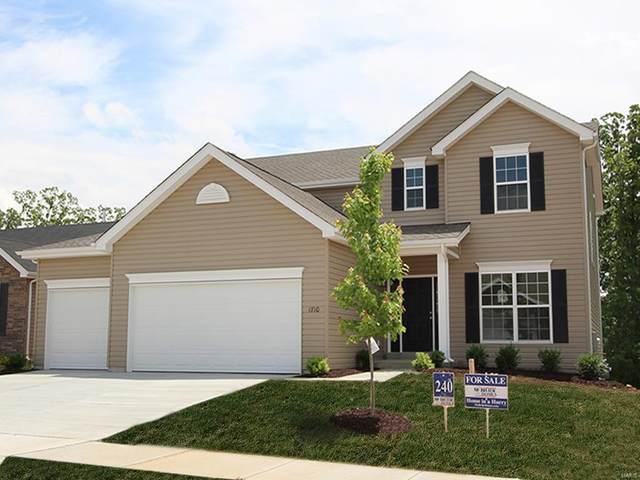17662 Rockwood Arbor Drive, Eureka, MO 63025 (#20029644) :: The Becky O'Neill Power Home Selling Team