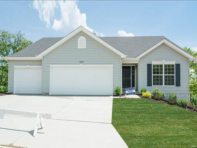 864 Bluff Brook Drive, O'Fallon, MO 63366 (#20029858) :: The Becky O'Neill Power Home Selling Team
