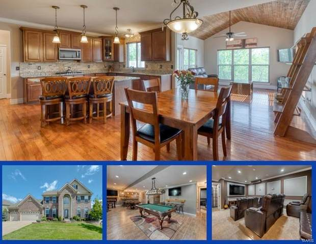 2616 Tysons Parkway, Dardenne Prairie, MO 63368 (#20029871) :: The Becky O'Neill Power Home Selling Team