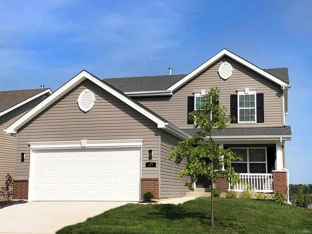 136 Brookview Way Drive, O'Fallon, MO 63366 (#20029922) :: The Becky O'Neill Power Home Selling Team