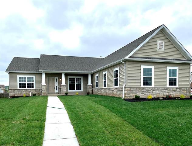 700 Rogue River Drive, Shiloh, IL 62221 (#20030404) :: Clarity Street Realty