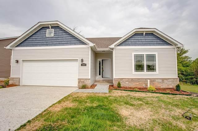 1421 Fairwood Drive, Belleville, IL 62220 (#20030497) :: Hartmann Realtors Inc.
