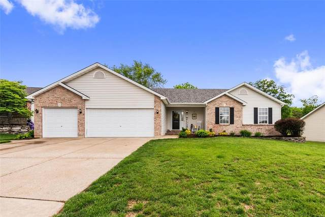3101 Post Run Drive, O'Fallon, MO 63368 (#20030645) :: Clarity Street Realty