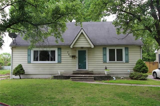 750 Leon Street, Cahokia, IL 62206 (#20031055) :: Century 21 Advantage