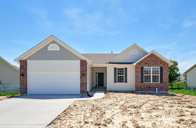 212 Glenhaven (Lot 105), Troy, MO 63379 (#20031309) :: The Becky O'Neill Power Home Selling Team