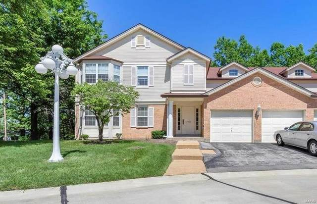 10903 Village Grove Drive B, St Louis, MO 63123 (#20031840) :: The Becky O'Neill Power Home Selling Team
