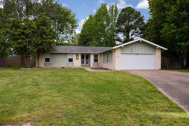 3308 Sunset Terrace, MARION, IL 62959 (#20031919) :: Parson Realty Group