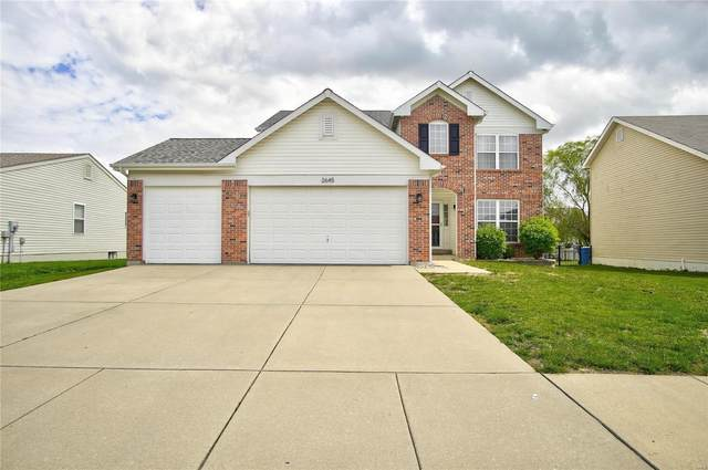2645 Greystone Estates Parkway, Shiloh, IL 62221 (#20033129) :: Kelly Hager Group | TdD Premier Real Estate