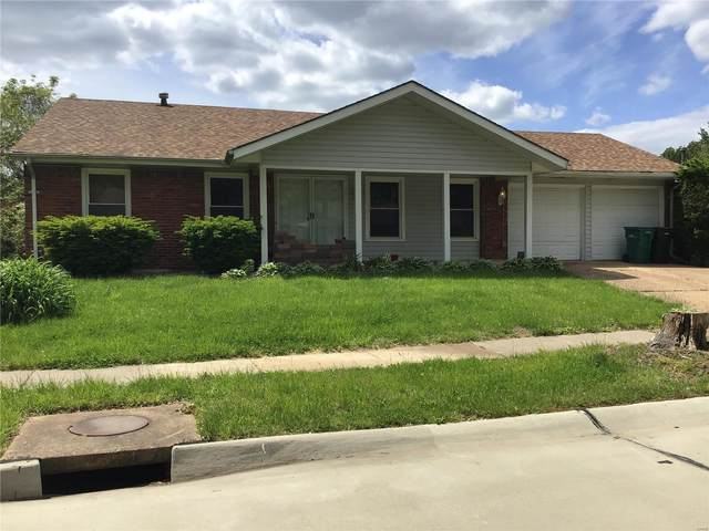12659 Forestedge, St Louis, MO 63138 (#20033366) :: Clarity Street Realty