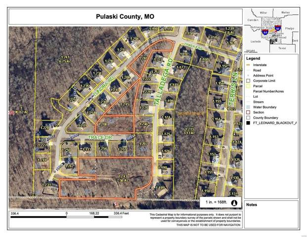 0 Building Lots, Tundra/Trace Road, Saint Robert, MO 65584 (#20033492) :: The Becky O'Neill Power Home Selling Team