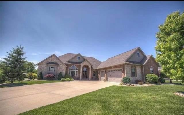 442 Marbleton Circle, O'Fallon, IL 62269 (#20033510) :: Kelly Hager Group | TdD Premier Real Estate