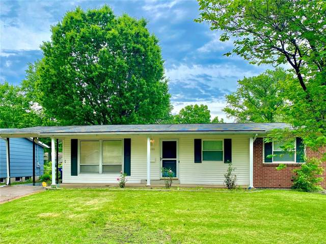 1355 Central Parkway, Florissant, MO 63031 (#20033523) :: St. Louis Finest Homes Realty Group