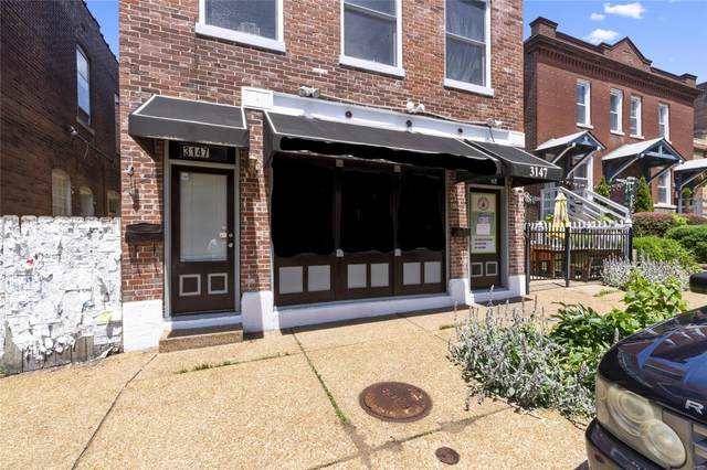 3147 Cherokee Street, St Louis, MO 63118 (#20033888) :: The Becky O'Neill Power Home Selling Team