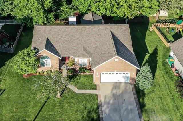 1246 Illini Drive, O'Fallon, IL 62269 (#20033991) :: The Becky O'Neill Power Home Selling Team