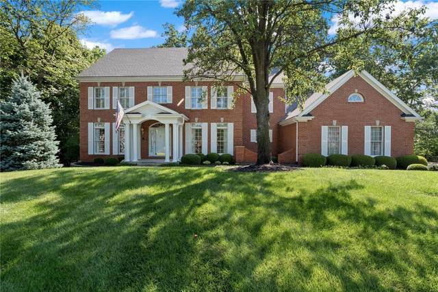 17727 Birch Leaf Court, Wildwood, MO 63005 (#20034036) :: The Becky O'Neill Power Home Selling Team