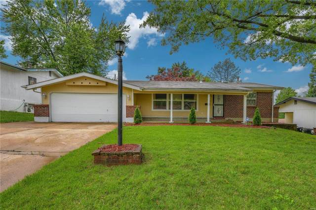 2542 Hackman, St Louis, MO 63136 (#20034495) :: Clarity Street Realty