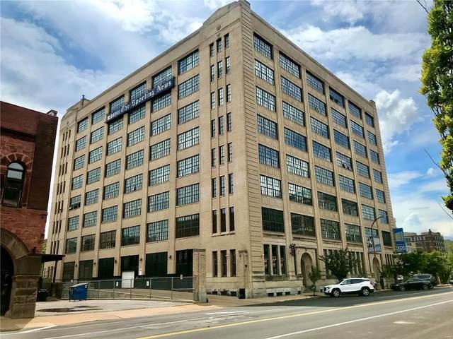 2020 Washington Avenue #506, St Louis, MO 63103 (#20034526) :: The Becky O'Neill Power Home Selling Team