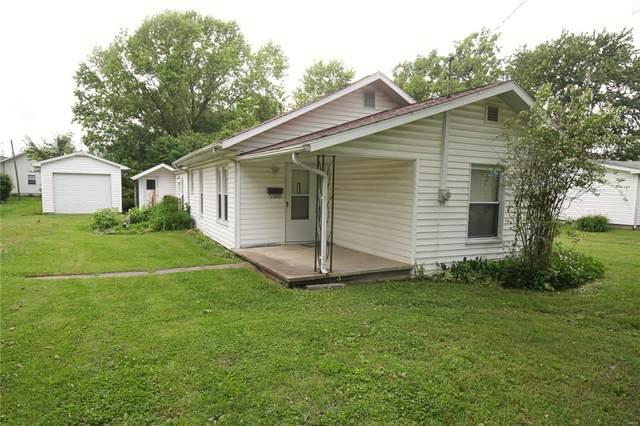 1411 N 6th Street, Vandalia, IL 62471 (#20034637) :: Parson Realty Group