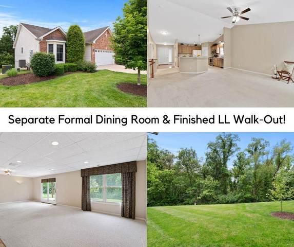 1170 Villa Flora 40A, O'Fallon, MO 63366 (#20034724) :: Kelly Hager Group | TdD Premier Real Estate