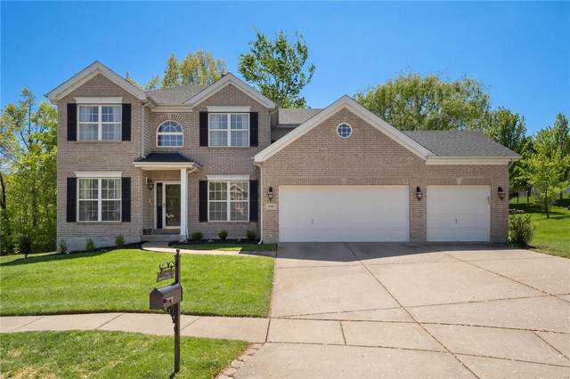 906 Zimmerman Trails Court, Fenton, MO 63026 (#20034887) :: The Becky O'Neill Power Home Selling Team
