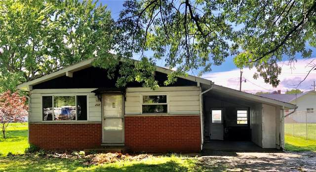 205 Southard Place, South Roxana, IL 62087 (#20035025) :: Tarrant & Harman Real Estate and Auction Co.