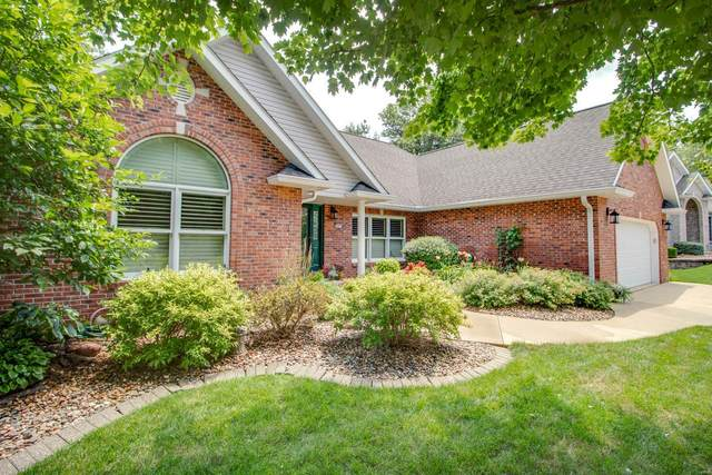 5403 Whispering Woods Drive, Godfrey, IL 62035 (#20035057) :: Parson Realty Group
