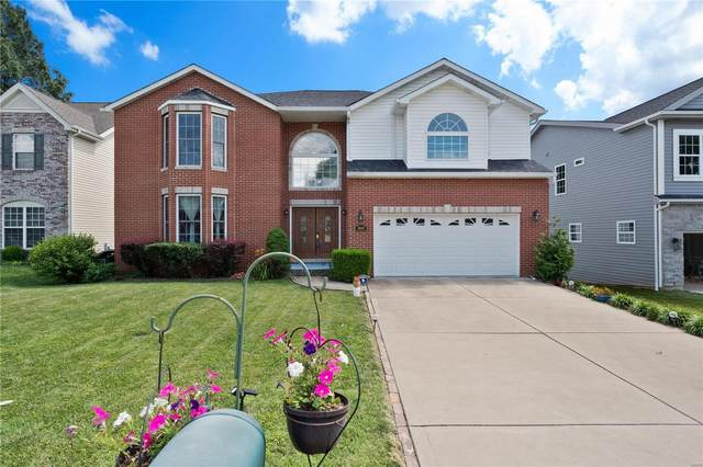 10420 Anzeiger Avenue, St Louis, MO 63131 (#20035205) :: Parson Realty Group
