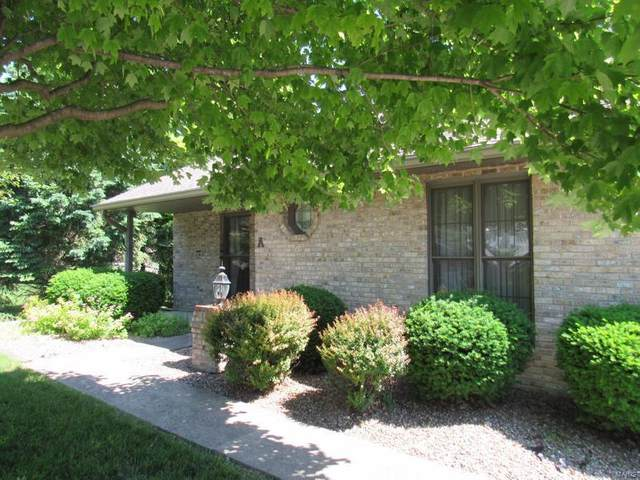 1710 West Boulevard A, Belleville, IL 62221 (#20035529) :: Kelly Hager Group | TdD Premier Real Estate