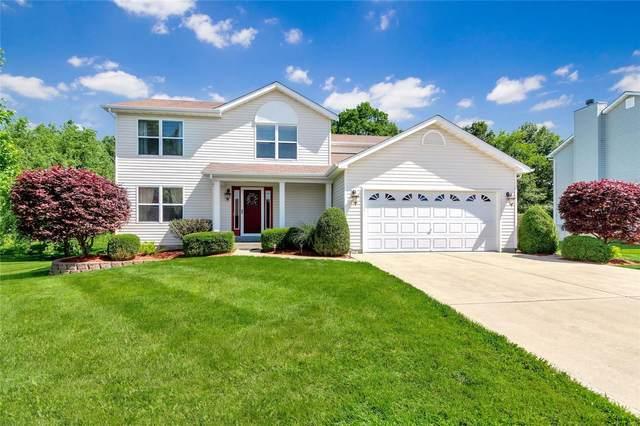 1040 Dardenne Woods, Dardenne Prairie, MO 63368 (#20035681) :: The Becky O'Neill Power Home Selling Team