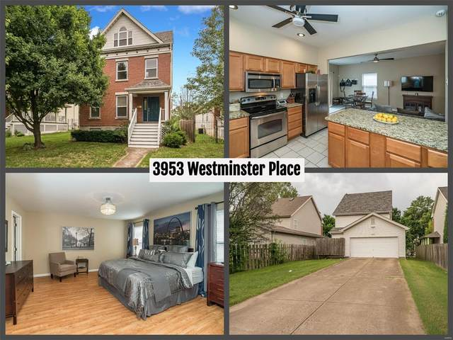 3953 Westminster Place, St Louis, MO 63108 (#20035786) :: Parson Realty Group
