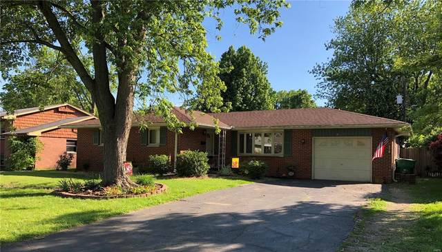 822 Amherst Drive, East Alton, IL 62024 (#20035897) :: Fusion Realty, LLC