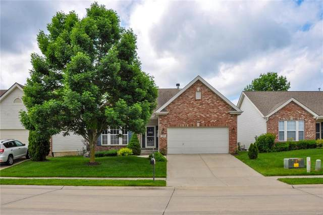 2328 Fourlakes, Belleville, IL 62220 (#20035944) :: Fusion Realty, LLC