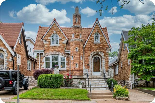 5239 Oleatha Avenue, St Louis, MO 63139 (#20035945) :: The Becky O'Neill Power Home Selling Team