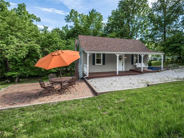 190 Werner Drive, Glen Carbon, IL 62034 (#20035950) :: Fusion Realty, LLC