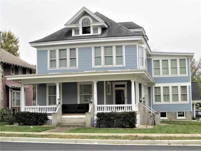 1114 Georgia Street, Louisiana, MO 63353 (#20036105) :: Clarity Street Realty