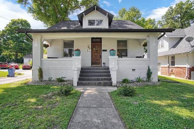 712 Chapman Street, Edwardsville, IL 62025 (#20036128) :: Tarrant & Harman Real Estate and Auction Co.