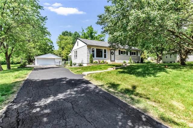 627 Highland Drive, Ballwin, MO 63011 (#20036355) :: Realty Executives, Fort Leonard Wood LLC